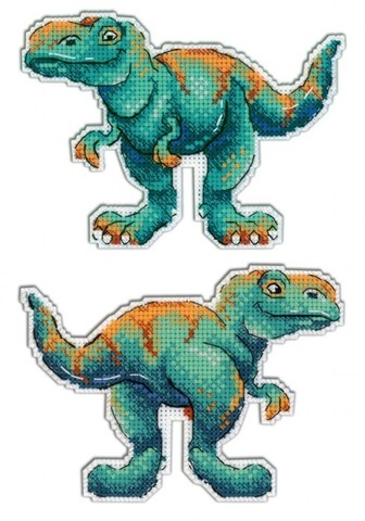 Динозавры. Тираннозавр
