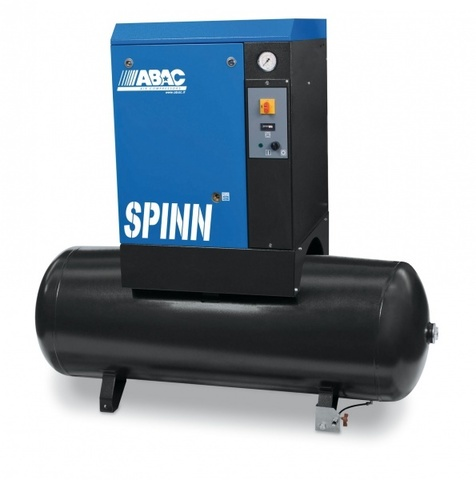 Винтовой компрессор Abac SPINN 15 TM270 (8 бар)