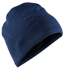 Шапка Craft Core Six Dots Knit Hat Navy