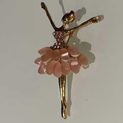 Брошь балерина FN-19032