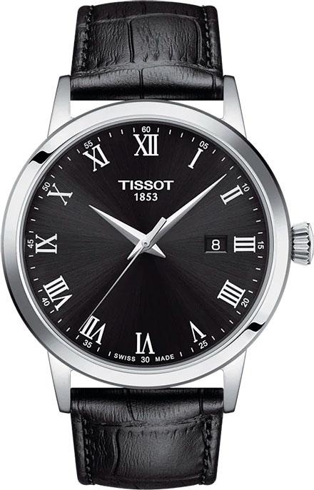 Часы мужские Tissot T129.410.16.053.00 T-Classic