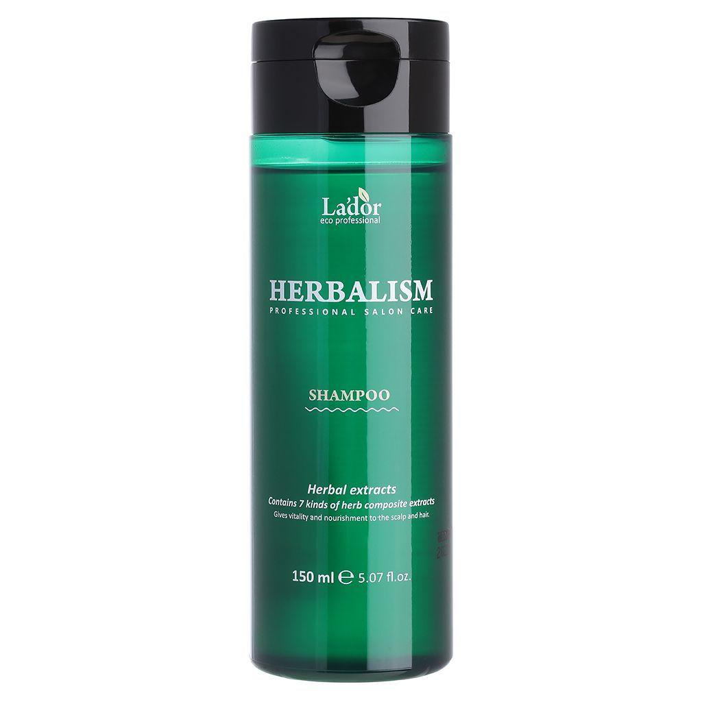 Шампунь для волос Шампунь для волос Успокаивающий LA'DOR  HERBALISM SHAMPOO 150мл 2156742_1624691939.8018_original.jpg