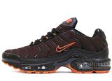 Кроссовки Мужские Nike Air Max Plus (TN) Black / Orange