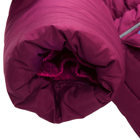 Пальто Mazima для девочки Красная планета MW27109
