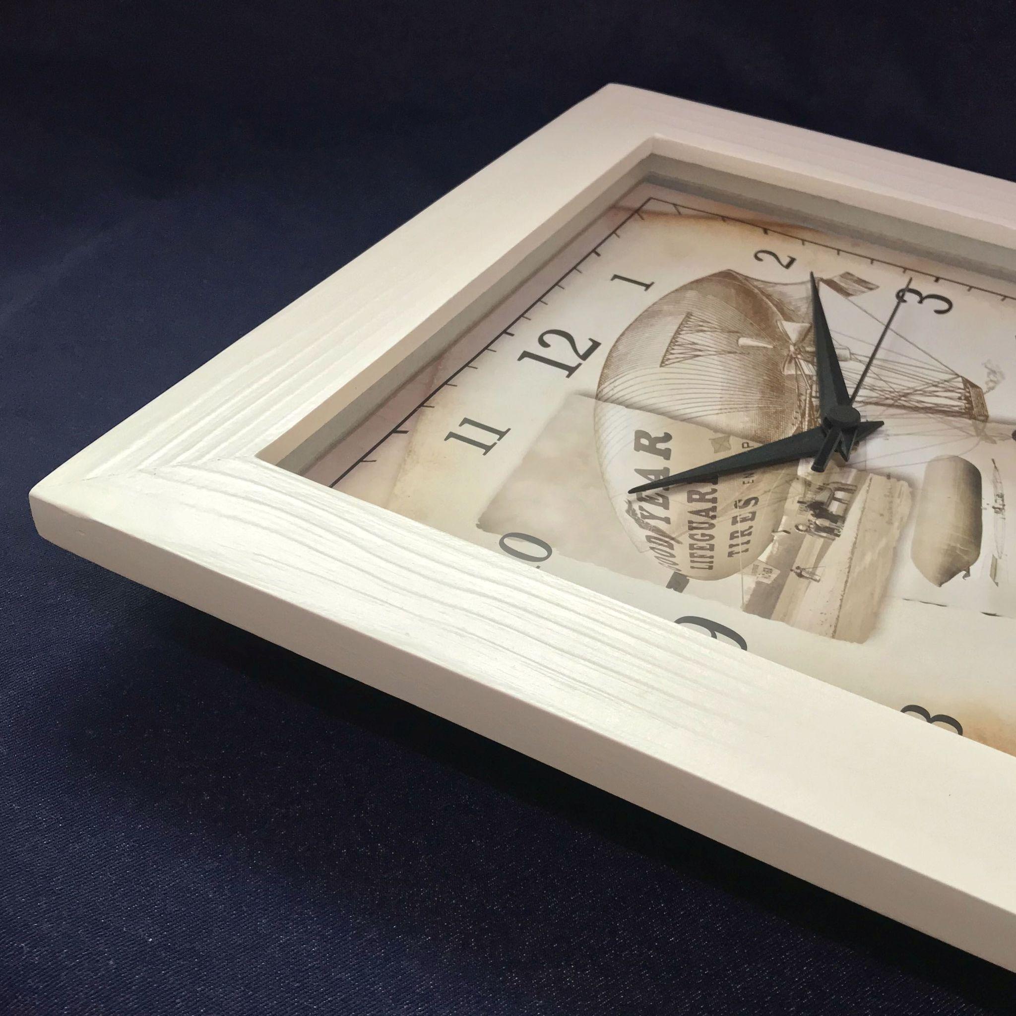 Настенные часы Салют ДС-2АС7-177 Дирижабль