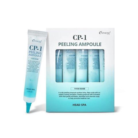 CP-1 Пилинг-сыворотка для кожи головы Глубокое очищение Peeling Ampoule 20 мл