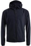 Элитная Беговая непромокаемая куртка Gri Джеди темно-синяя