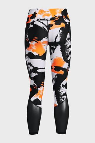 Женские черные тайтсы UA Prjct Rock Ankle Legging P Under Armour