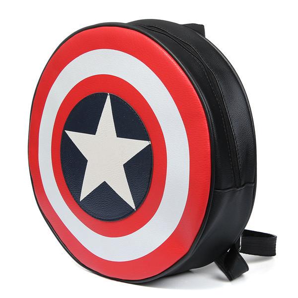 Капитан Америка Рюкзак
