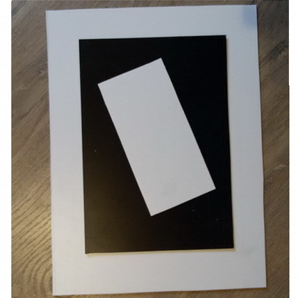 Пластина полистирола 0.2х10х20 см