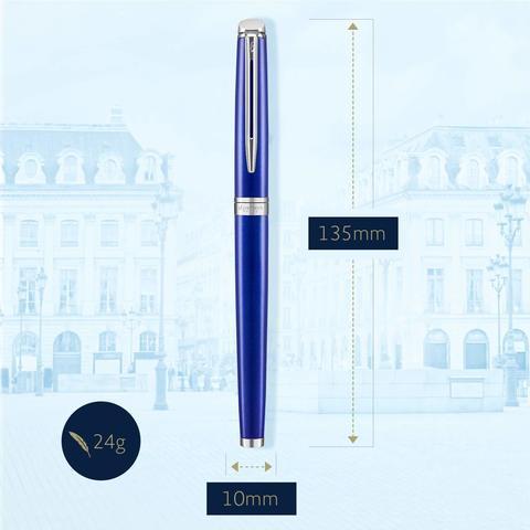 Перьевая ручка Waterman Hemisphere Bright Blue CT123
