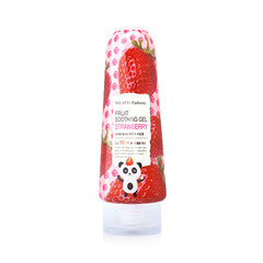 Гель MILATTE Fashiony Fruit Soothing Gel Strawberry 200g