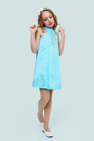 Платье детское + без дополнений (артикул 2Н109-3)