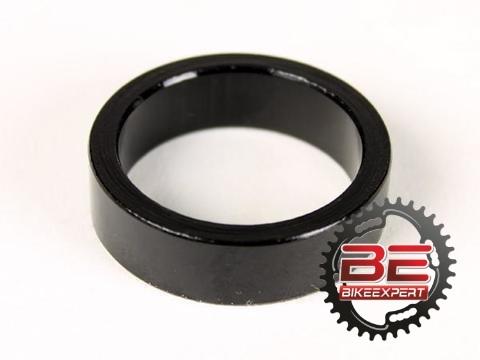 Кольцо проставочное Neco 10мм черное