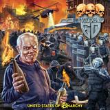Evildead / United States Of Anarchy (RU)(CD)