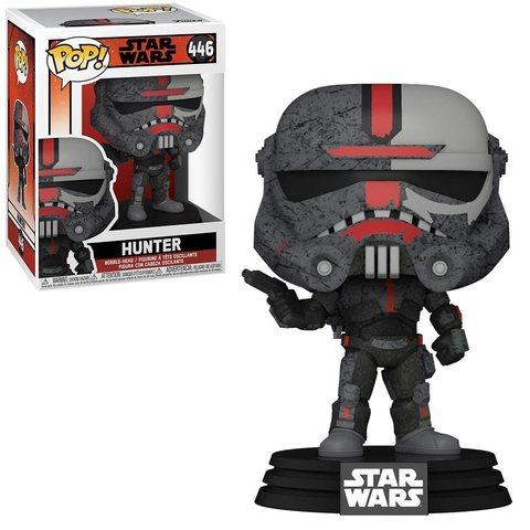 Funko POP! Bobble Star Wars Bad Batch Hunter