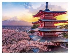 Aлмазная мозаика Фудзияма