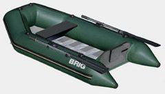 Надувная лодка BRIG D240S