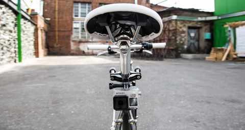 Roll Bar Mount - крепление на раму (3.5см - 6.35см)