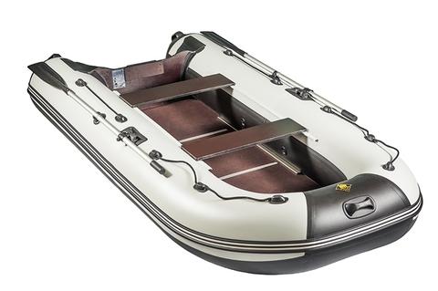 Моторная лодка Ривьера 3200 СК (стационарный транец, слань, киль)