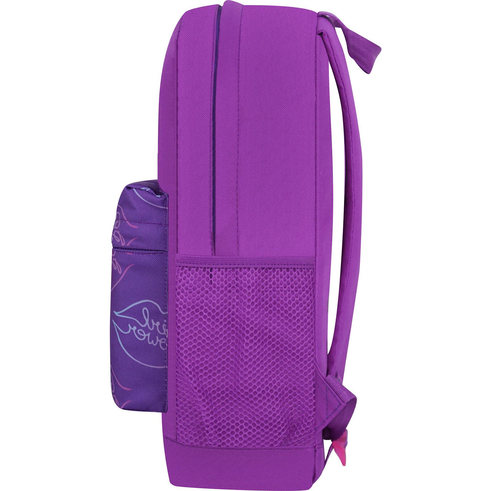 Рюкзак Bagland Молодежный W/R 17 л. 170 Фиолетовый 772 (00533662) фото 3