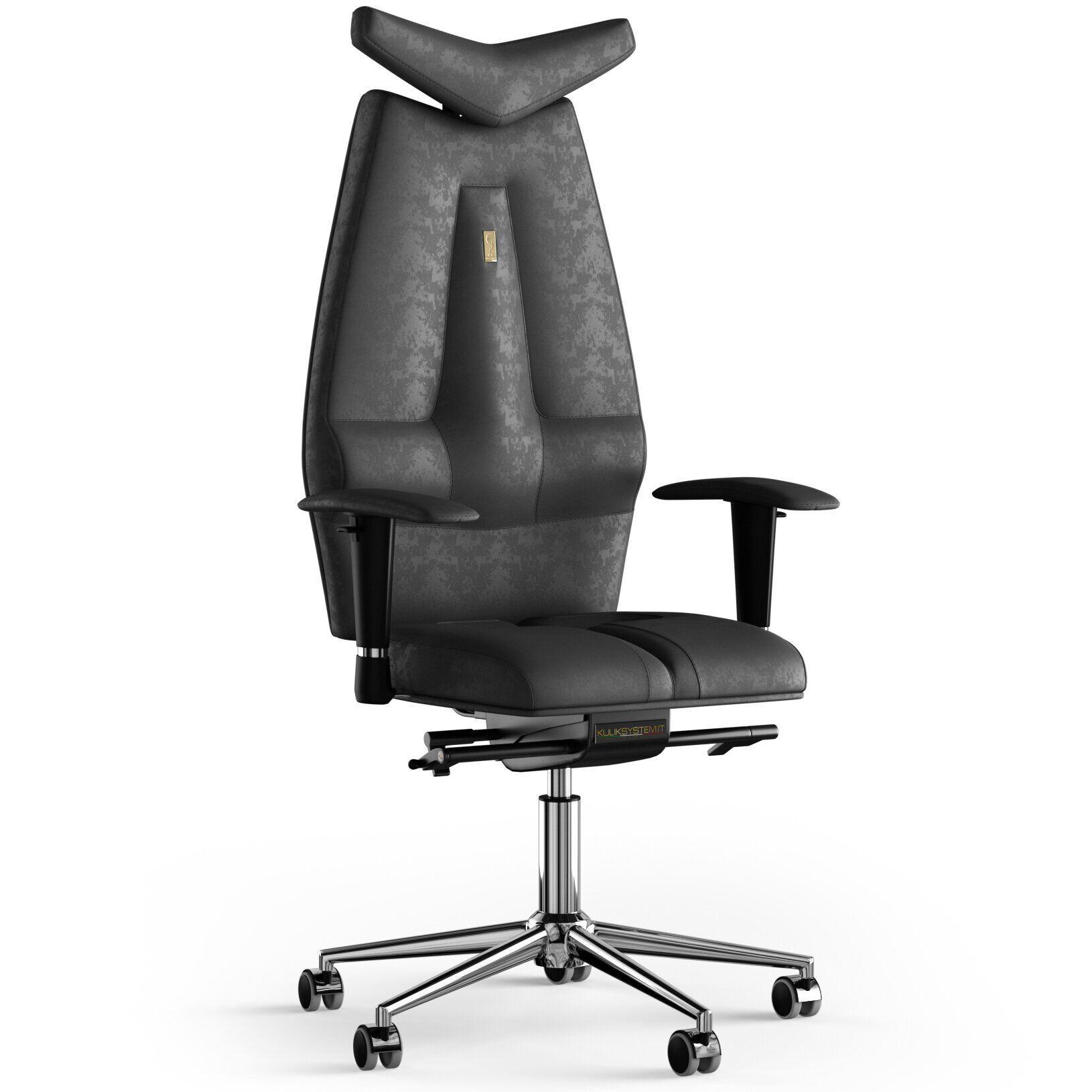 Кресло KULIK SYSTEM JET Антара с подголовником
