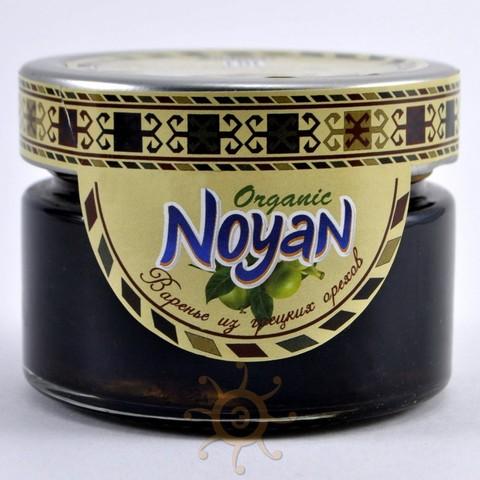 """Варенье из грецкого ореха """"Organic"""" Noyan, 150г"""