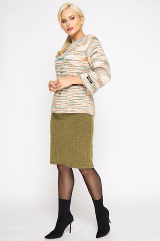 """<p>Юбка - карандаш считается базовым предметом женского гардероба, который никогда не выйдет из моды. Эта&nbsp; модель отлично смотрится на всех типах фигуры. Пояс на подкройной обтачке, по спинке замок, спереди разрез. Отлично сочетается со всеми бомберами """"ёлочка"""" из нашей осенней колекции.</p> <p>&nbsp;</p> <p>(Длины: 46-58см; 48-59см; 50-59см; 52-60см)&nbsp;</p>"""