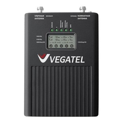Репитер 1800/2100/2600 (2G/3G/4G) VEGATEL VT3-1800/2100/2600 (LED)