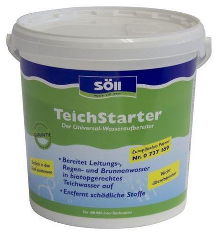 Teich-Starter 10 кг - Средство для подготовки новой воды