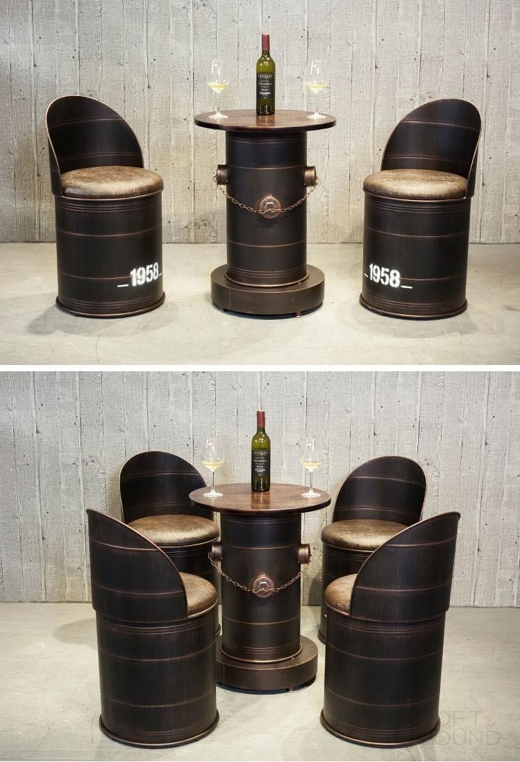 Барный стул Shorty