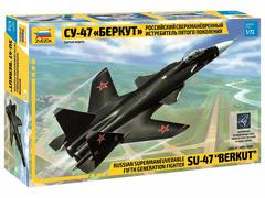 Самолет Су-47 «Беркут»
