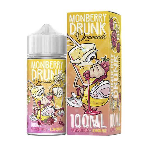 Жидкость Monberry Drunk Lemonade 100 мл Raspberries
