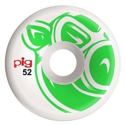 Колеса Pig Head Green 52 mm/101A