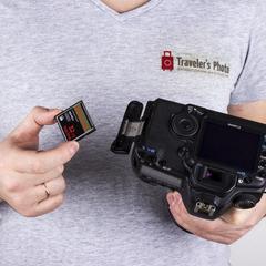 CompactFlash CF 32 Gb SanDisk Extreme Pro 1067x