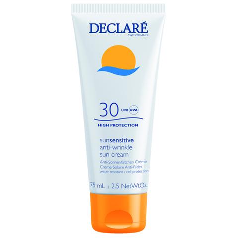 DECLARE | Солнцезащитный крем SPF 30 с омолаживающим действием / Anti-Wrinkle Sun Cream SPF 30, (75 мл)