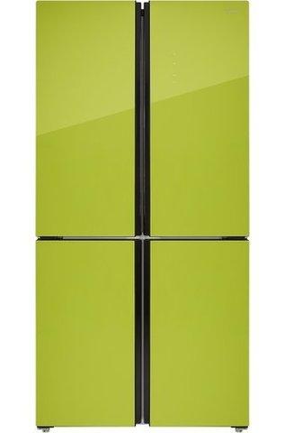 Холодильник HIBERG RFQ-490DX NFGL