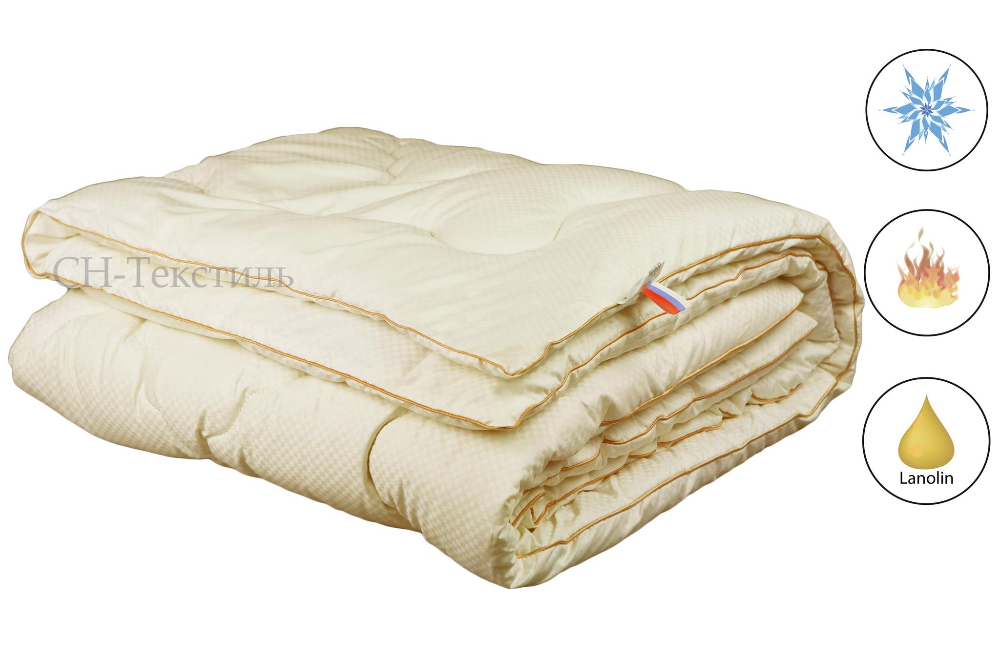 Одеяла и Подушки Одеяло Коллекции МОДЕРАТО  в сатине наполнитель овечья шерсть Теплое. одеяло_модерато_зимнее.jpg