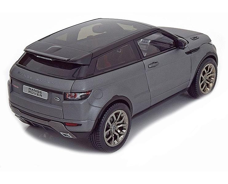 Коллекционная модель Range Rover Evoque 2011