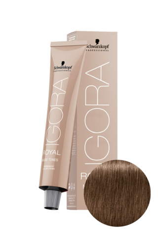 Краситель для волос Igora Royal Nude Tones Collection 7-46 Schwarzkopf Professional, 60 мл