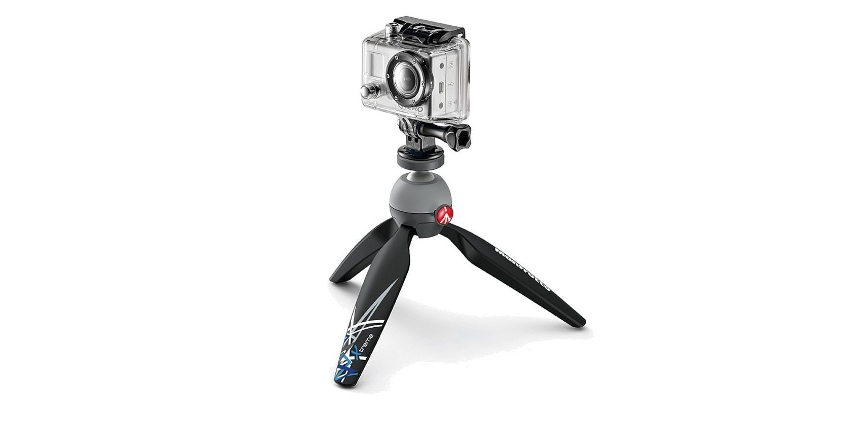 Штатив Manfrotto для экшн-камер