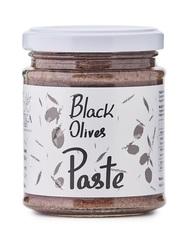 Оливковая паста из черных маслин Attika Food