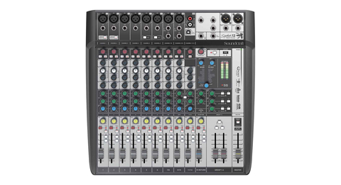 SOUNDCRAFT Signature 12MTK аналоговий мікшер