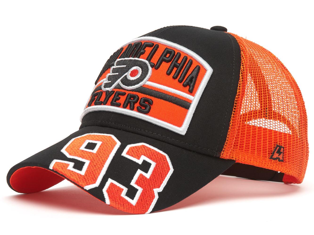 Бейсболка NHL Philadelphia Flyers № 93