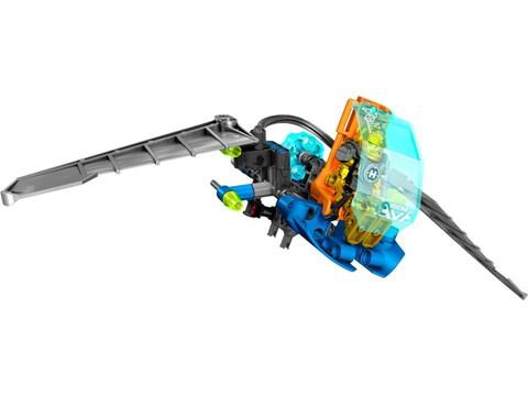 LEGO Hero Factory: Боевая машина Суржа и Роки 44028 — SURGE & ROCKA Combat Machine — Лего Фабрика Героев