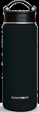 Картинка термос Арктика 708-530 чёрный - 1