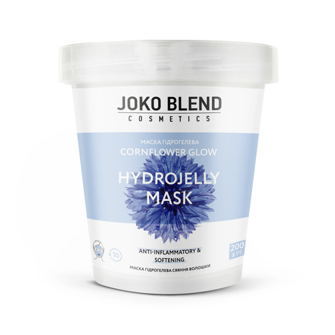 Маска гідрогелева Cornflower Glow Joko Blend 200 г (1)