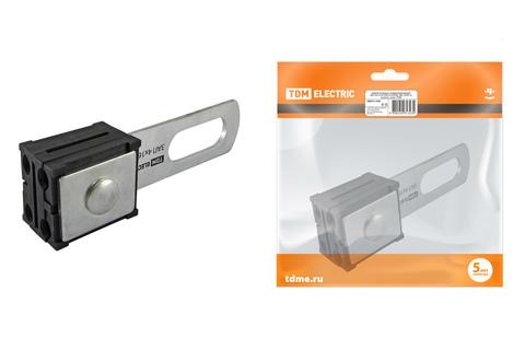 Зажим анкерно-поддерживающий ЗАП 4х10-50 (PAS216/450, HEL-5505-2) рознич. упак. TDM