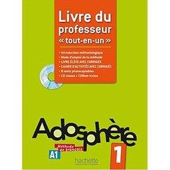 Adosphere 1 - Livre du professeur