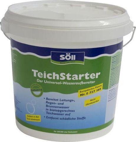 Teich-Starter 25 кг - Средство для подготовки новой воды